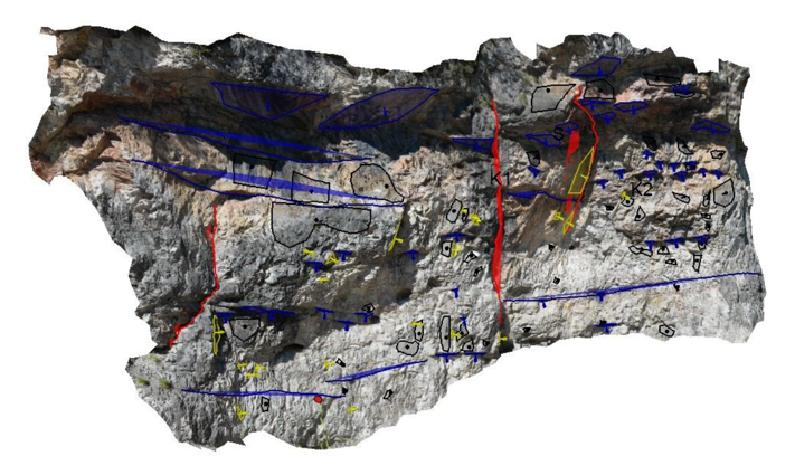 Digitale Geländeaufnahme