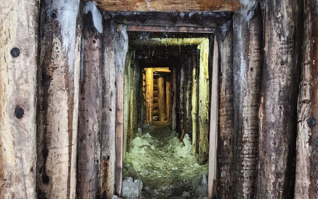Das virtuelle Bergwerk: Digitalisierung des Schaubergwerks Leogang